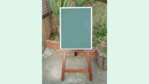 木製黒板(木枠)表