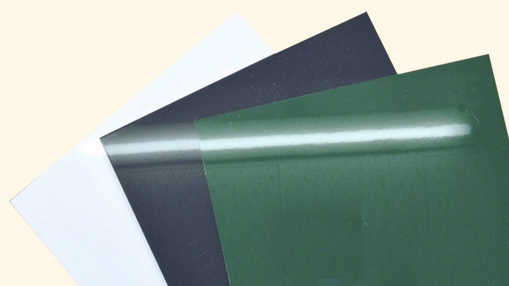 ライテック黒板ボード(マーカー用)