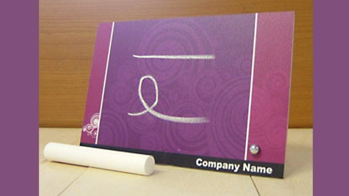黒板・店舗用のPOP黒板のアイキャッチ画像