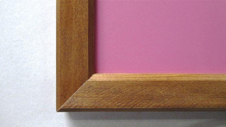 ピンク黒板