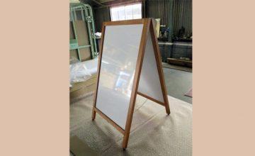 A型黒板(ホワイトボード)