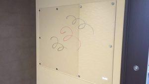 透明ホワイトボード・みがきのアイキャッチ画像