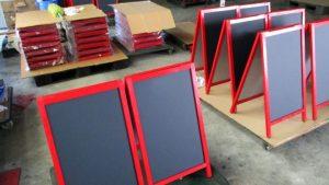 A型黒板看板のアイキャッチ画像