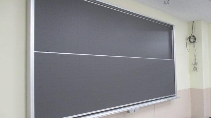 黒板・新規設置・上下黒板520