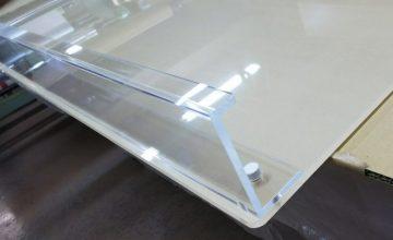透明ホワイトボード(みがき)用粉受けのアイキャッチ画像