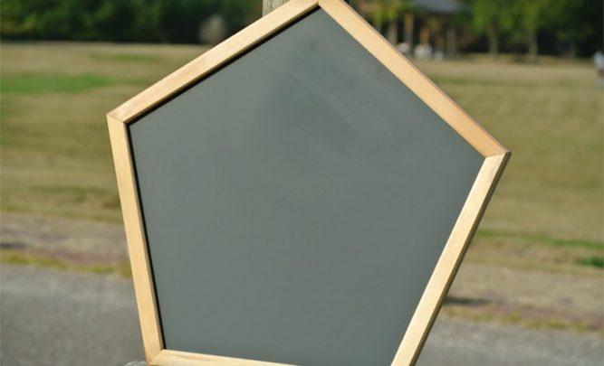 黒板ウェルカムボード
