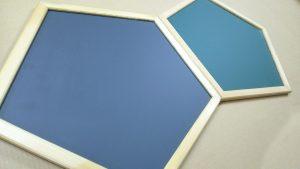5角形の黒板1063