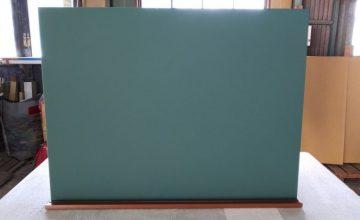 木製黒板正面