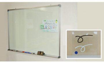 透明ホワイトボード(ガラス色)配置1