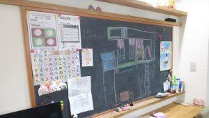 家庭でも大活躍!黒板の魅力と活用方法のアイキャッチ画像