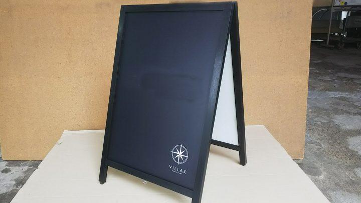 1108A型黒板ブラック2