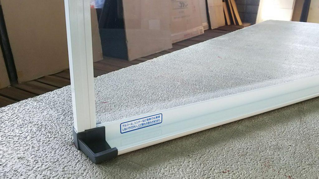 透明ホワイトボード白枠2