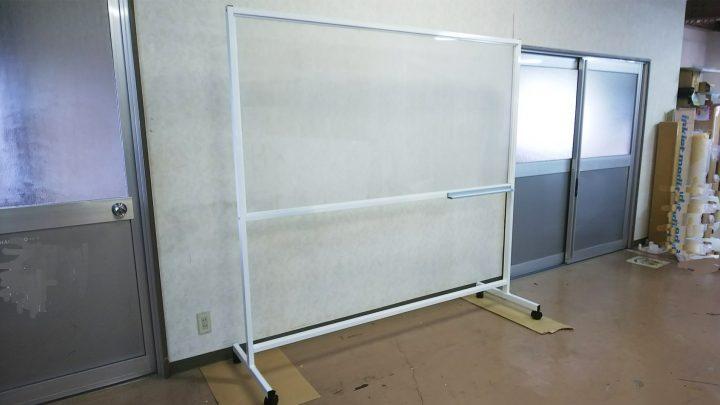 透明ホワイトボードシンプル型36